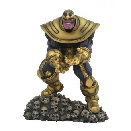 Figura Diorama Diamond Select Thanos Marvel