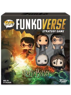 Juego de Mesa Funkoverse Harry Potter Inglés