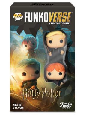 Juego de Mesa Funkoverse Harry Potter Expansión Inglés