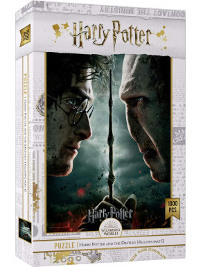 Puzzle Harry VS Voldemort Harry Potter