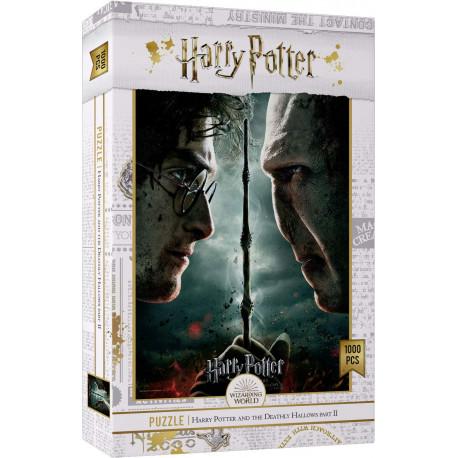 Puzzle Harry VS Voldemort Harry Potter