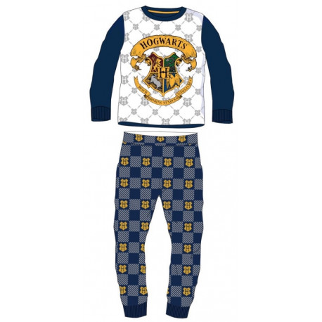 Pijama Niño Harry Potter Hogwarts