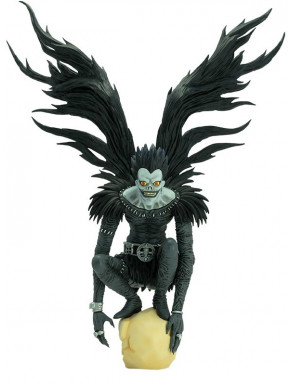 """DEATH NOTE - Figurine """"Ryuk"""" x2"""