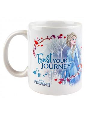 Taza Elsa Frozen 2 Disney