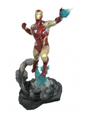 Figura Diorama Iron Man Endgame Marvel Diamond Select
