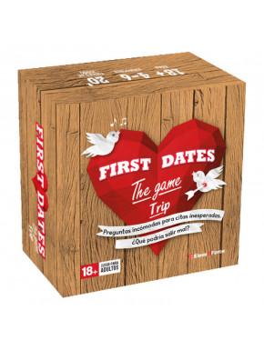 Baraja de cartas First Dates