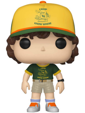 Funko Pop! Dustin Stranger Things 3