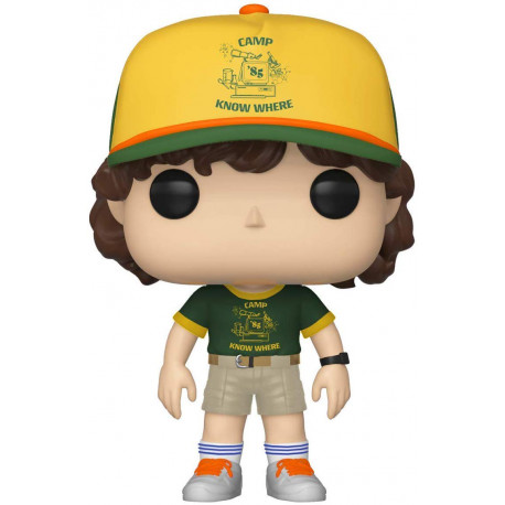 Funko Pop! Dustin At Camp Stranger Things