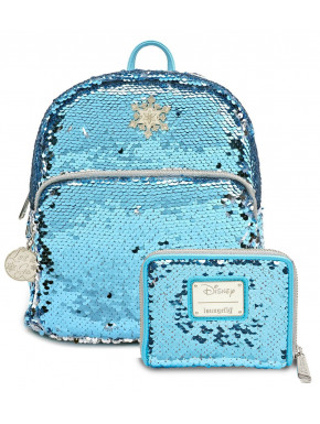 Pack bolso y cartera Frozen Loungefly