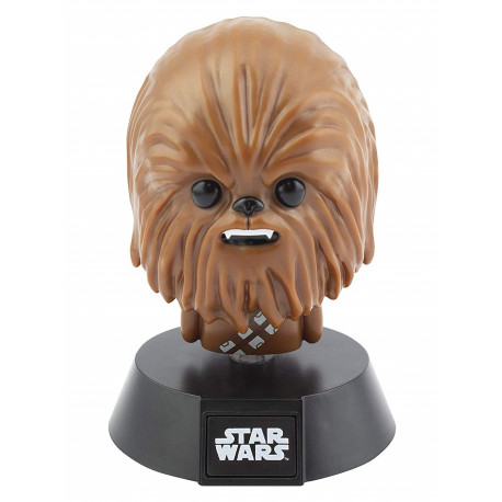 Lámpara Star Wars Chewbacca
