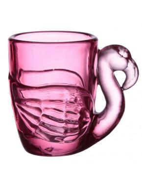 Set 2 Vasos Flamenco Rosa