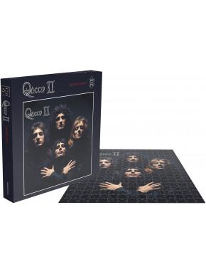 Puzzle Queen II Portada