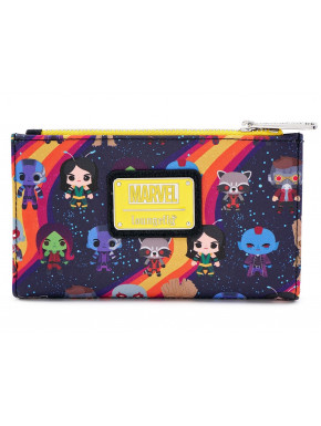 Cartera Guardianes de la Galaxia Marvel Chibi Loungefly