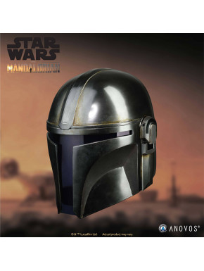 Réplica 1:1 Casco The Mandalorian Star Wars