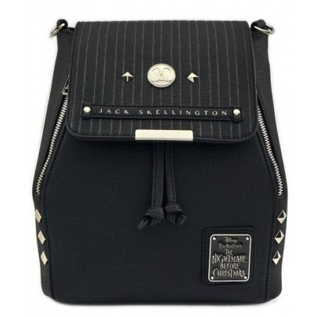 Bolso mochila Loungefly Jack Pesadilla Antes de Navidad noir