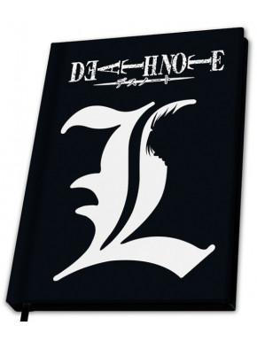 Libreta L Death Note