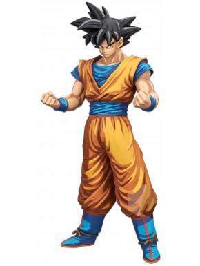 Figura Dragon Ball Goku Banpresto Grandista Manga Dimensions
