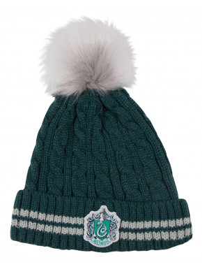 Gorro Slytherin Harry Potter con Bola
