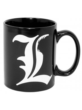 Taza L Death Note