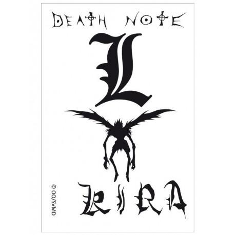 Set de Tattoo Death Note