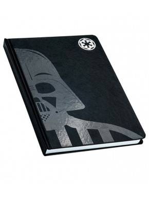 Libreta A5 Darth Vader Star Wars