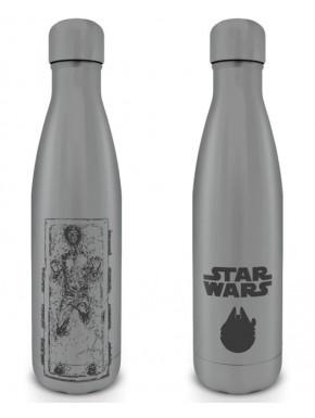 Botella Metálica Star Wars Han