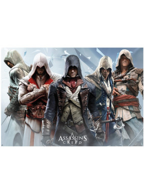 Póster Assasin´s Creed