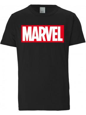 Camiseta Logo Marvel