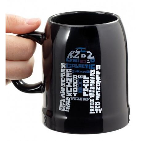 Jarra de cerveza R2-D2 Star Wars