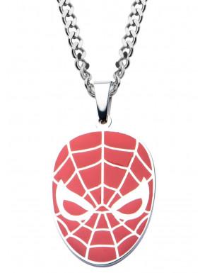 Colgante Acero Spiderman Marvel