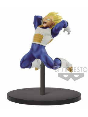 Figura Vegeta Super Saiyan God Dragon Ball Super 16 cm