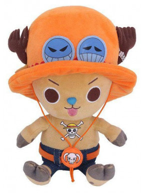 Peluche One Piece Chopper 20 cm