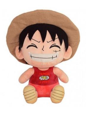 Peluche One Piece Luffy 20 cm