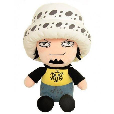 Peluche One Piece Trafalgar Law 20 cm