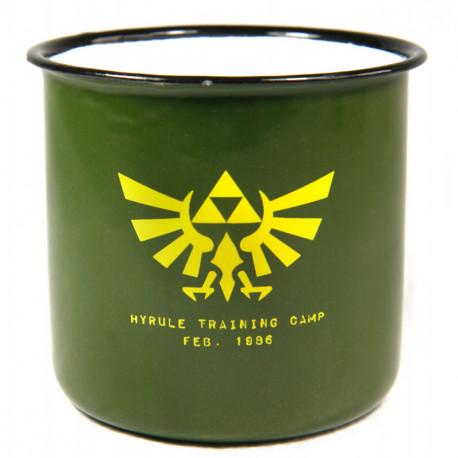 Taza Vintage Zelda Hyrule Camp