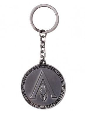 Llavero metálico Assassin's Creed Odyssey Logo