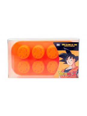 Molde de Silicona Dragon Ball