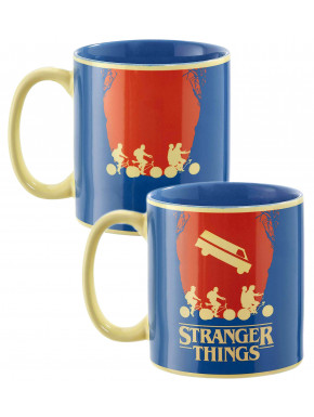 Taza Térmica Stranger Things Come Again Soon