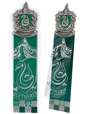 Marcapáginas Harry Potter Slytherin