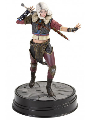 Figura Ciri The Witcher III 20 cm Dark House