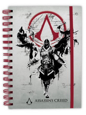 ASSASSIN'S CREED Cuaderno Legacy A5