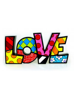 Figura Love Romero Britto