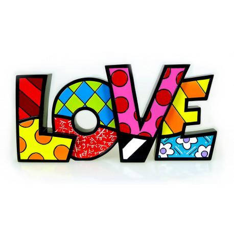 Figura Love Romero Britto