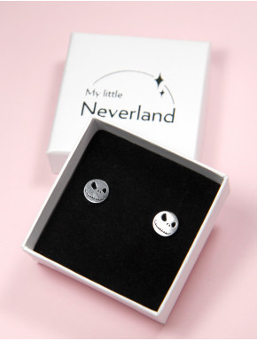 Pendientes acero Jack Skellington My Little Neverland