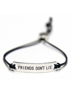 Pulsera Friends don't lie Stranger Things