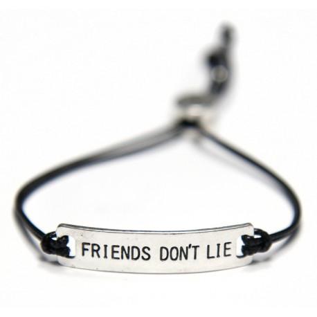Pulsera Friends don't lie Stranger Things