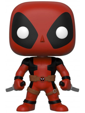 Funko POP! Deadpool Dos espadas Supersized 25 cm
