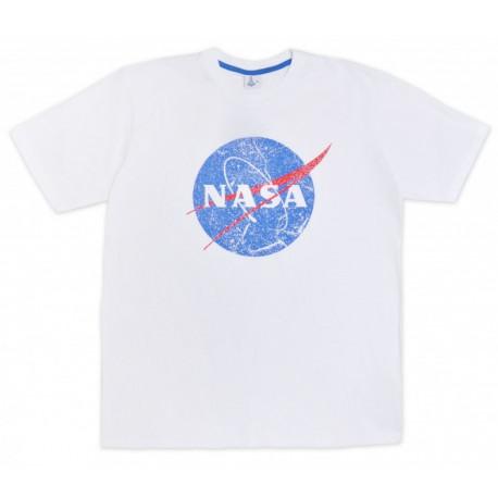 Camiseta Nasa Blanca