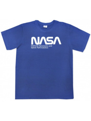 Camiseta Nasa Logo Vintage
