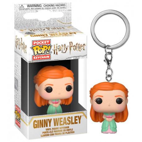 Llavero mini Funko Pop! Ginny Yule Harry Potter